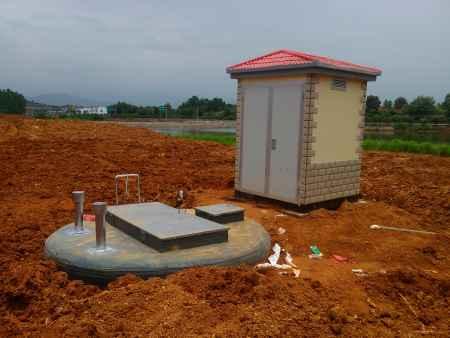 一体化预制泵站|一体化泵站厂家直销