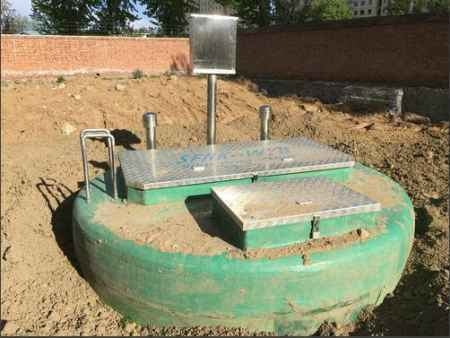 吉林一体化预制泵站