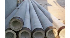 锥形水泥杆生产