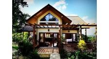 私家庭院屋顶花园施工