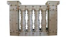 欧式罗马柱模具生产