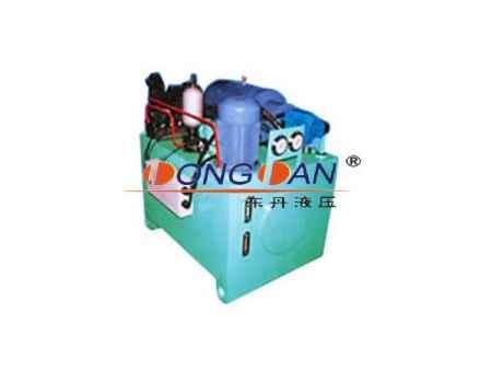 硫化机液压泵站