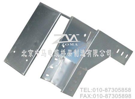 槽式上垂直弯头电缆桥架