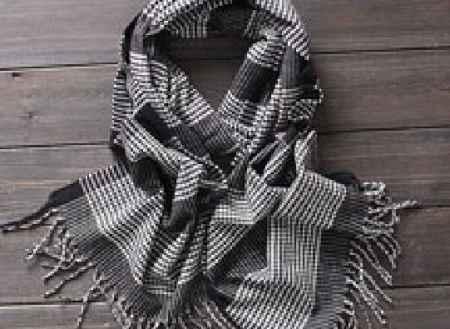 棉麻围巾供应商