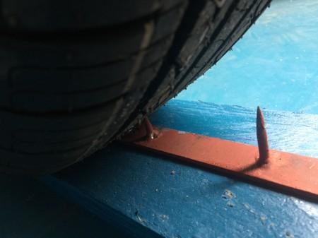自修复不漏气安全轮胎