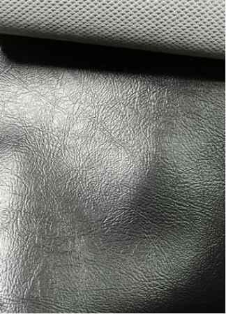 弹性圈圈布无味汽车座椅人造革加工