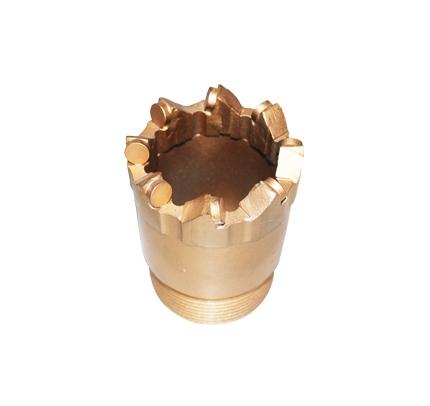 金刚石复合片取芯钻头