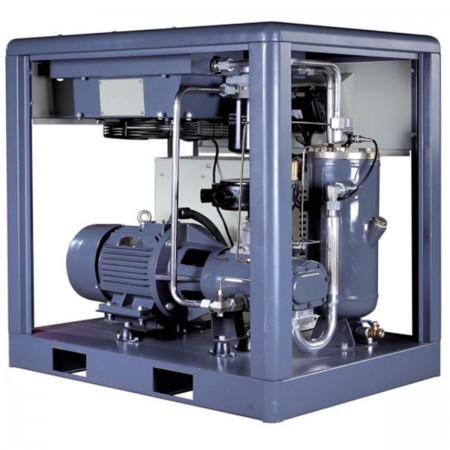 单级压缩螺杆式空压机