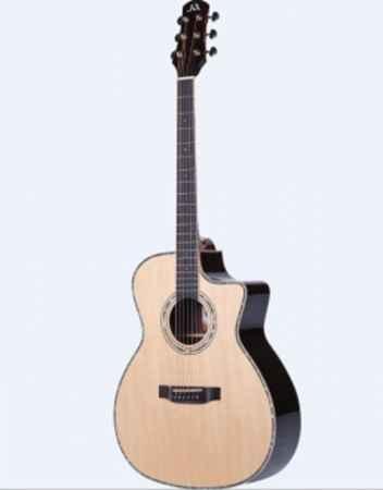 高品质全单民谣吉他