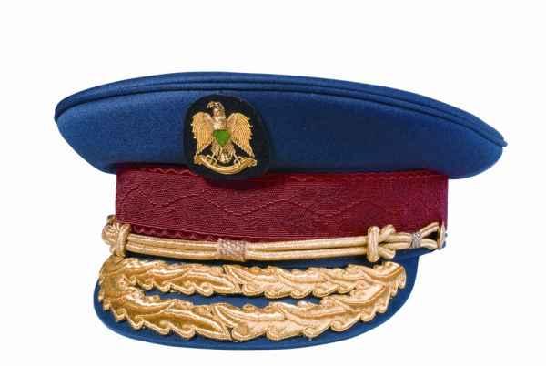 出口军帽子加工定制