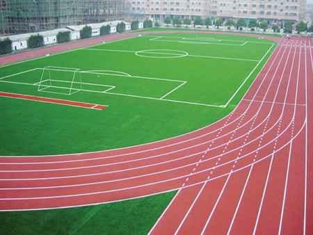 塑胶跑道施工工程