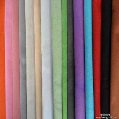 彩色绒面超纤革价格