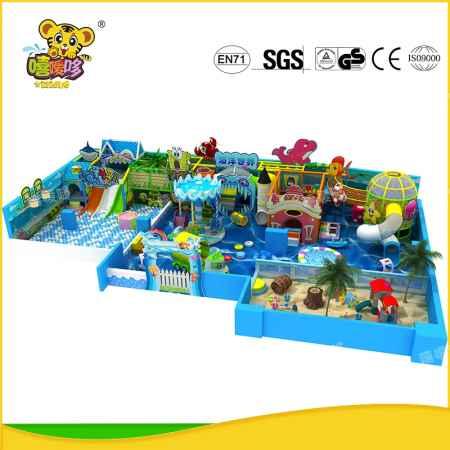 海洋系列儿童乐园
