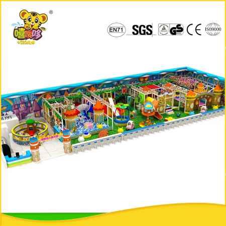 儿童室内游乐场 儿童室内游乐场赚钱吗