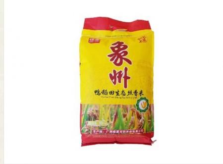 象州鸭稻田丝香米