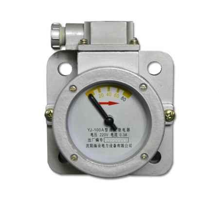 分体式油流报警装置