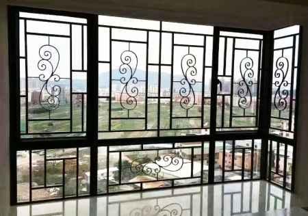 铝艺护窗纱窗