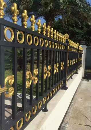 铝艺户外围栏
