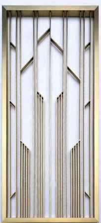 铝艺铜艺不锈钢屏风