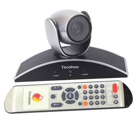 高清10倍变焦视频会议摄像机