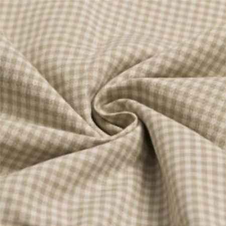 天然有机彩棉梭织面料