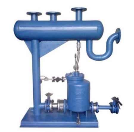 MFP14蒸汽机械型冷凝水回收装置