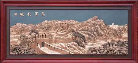 河北大厅大型浮雕壁画厂家