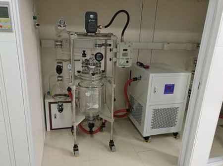 玻璃反应釜生产