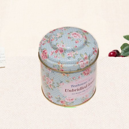 茶叶罐铁盒价格