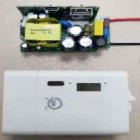 广东桌面式双口充电器研发