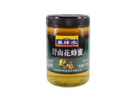 北京野山花蜂蜜价格