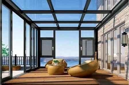 河南玻璃阳光房厂家