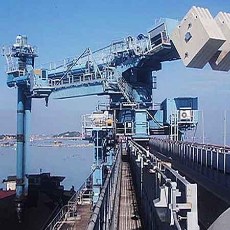 海南螺旋式卸船机供应商