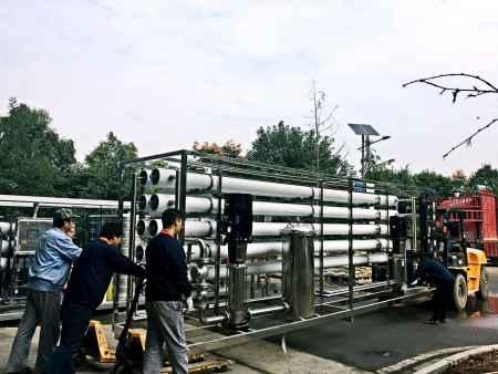 纯水设备技术服务