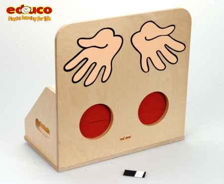 浙江幼儿园角色扮演游戏触摸游戏盒厂家直销