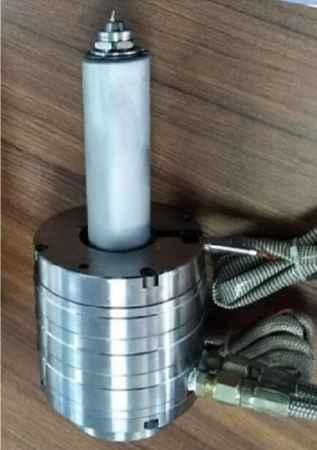 热流道系统单点针阀