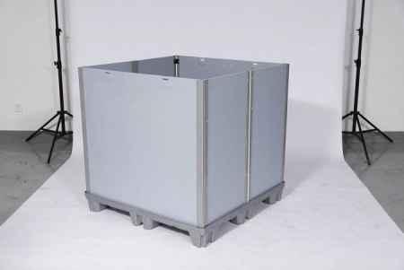 高密度聚乙烯围板箱生产厂家