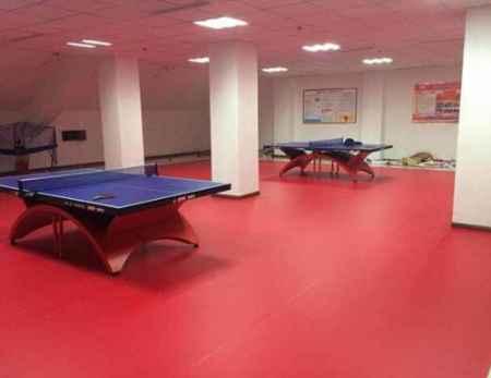 河北学校室内运动地板设计