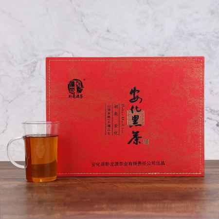 安化原叶手筑砖茶价格