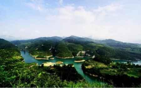 贵州清溪峡风景区