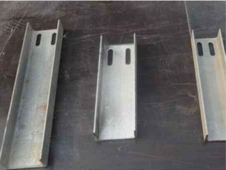 折弯C型钢加工报价