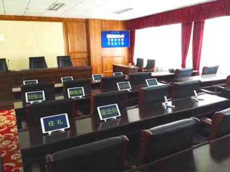 韶关智能电子桌牌系统设计