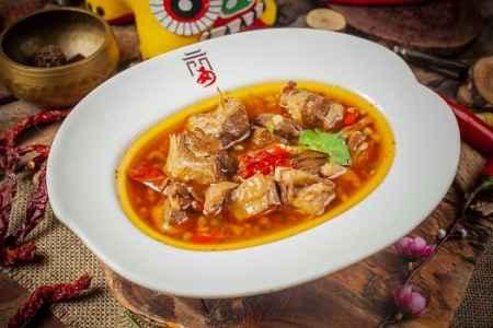 河北陕北焖羊肉