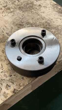 印刷机消隙齿轮生产