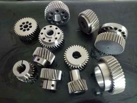 特殊齿轮生产