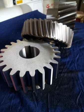 高精密齿轮生产