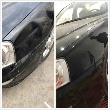 柳北汽车凹陷修复费用如何