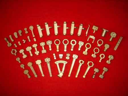 广州机械铜锻件生产销售