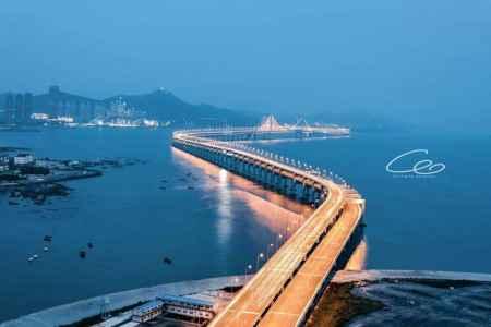 黄渤海之滨大连游