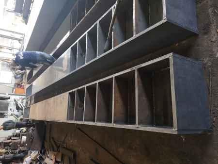 南宁桩基检测钢梁制作加工厂